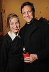 Tina and Mark Davis at the Art4Life Gala at the Station Museum Saturday Jan. 22,2011.(Dave Rossman/For the Chronicle)