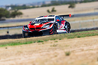 12th January 2020; The Bend Motosport Park, Tailem Bend, South Australia, Australia; Asian Le Mans, 4 Hours of the Bend, Race Day; The number 17 Astro Veloce Motorsports GT driven by Peiwen Qi, Max Wiser, Jens Klingmann during the race - Editorial Use