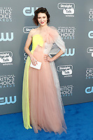 Mary Elizabeth Winstead attends the 23rd Annual Critics' Choice Awards at Barker Hangar in Santa Monica, Los Angeles, USA, on 11 January 2018. - NO WIRE SERVICE - Photo: Hubert Boesl/dpa /MediaPunch ***FOR USA ONLY***