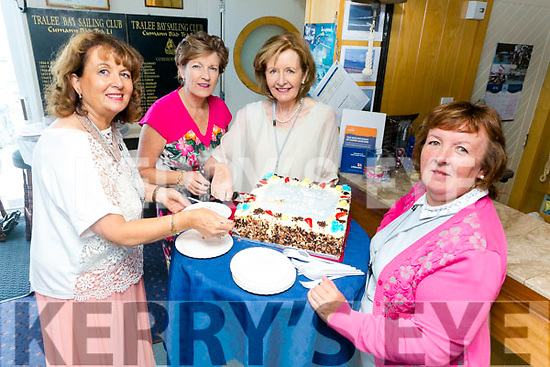 Fenit Tralee Bay Sailing Clubhouse Art And Craft Fair in aid of Spa Fenit Hospice on Sunday Pictured Mairead Moriarty, Margaret O'Shea, Marie McSweeney and Noreen O'Leary