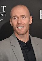 LOS ANGELES, CA. October 24, 2016: Actor Oliver Trevena at the Los Angeles premiere of &quot;Hacksaw Ridge&quot; at The Academy's Samuel Goldwyn Theatre, Beverly Hills.<br /> Picture: Paul Smith/Featureflash/SilverHub 0208 004 5359/ 07711 972644 Editors@silverhubmedia.com