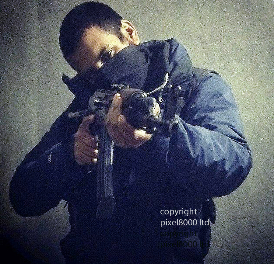 Pic shows:  Junaid Hussain Birmingham  born ISIS fighter who has been killed by a American drone strike in Syria<br /> on 24.8<br /> <br /> <br /> <br /> <br /> <br /> Picture by Pixel8000 07917221968