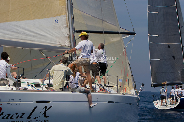 Ítaca IX .XIII Regata Costa Azahar - 25 al 28 de Junio 2009, Real Club Náutico de Castellón