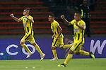Atlético Nacional venció 3-2 a Atlético Bucaramanga. Fecha 8 Liga Águila II-2018.