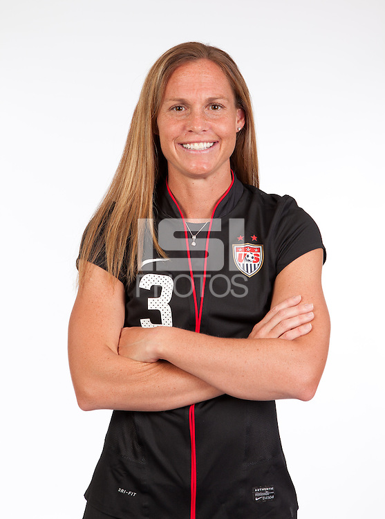2011 USWNT portrait shoot.