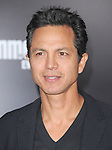 Benjamin Bratt attends the Lionsgate World Premiere of The hunger Games held at The Nokia Theater Live in Los Angeles, California on March 12,2012                                                                               © 2012 DVS / Hollywood Press Agency