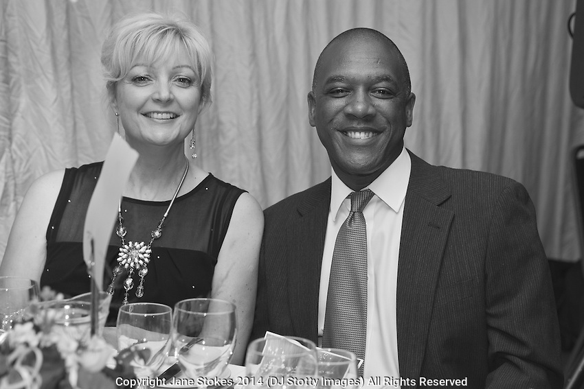 Herts MIND End of Summer Charity Ball held at The Thistle Hotel - Noke in St Albans on Saturday 6 September 2014 in aid of Herts MIND Network and St Francis Hospice