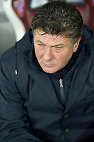23rd November 2019; Olympic Grande Torino Stadium, Turin, Piedmont, Italy; Serie A Football, Torino versus Inter Milan; Walter Mazzarri the coach of Torino FC - Editorial Use