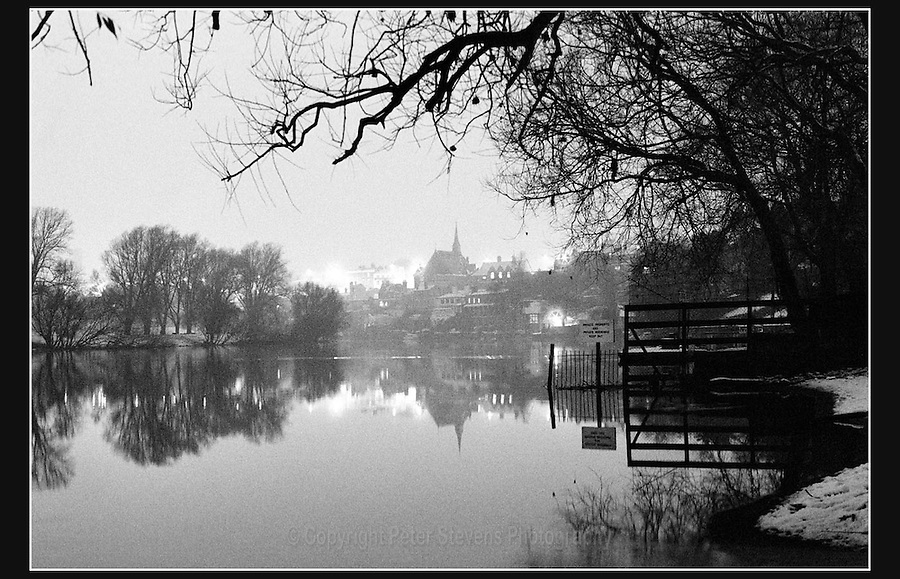 River Dee - Sandy Lane, Chester
