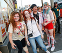 Zombie Walk Seoul, Oct 17, 2015 : People attend Zombie Walk Seoul in central Seoul, South Korea. (Photo by Lee Jae-Won/AFLO) (SOUTH KOREA)