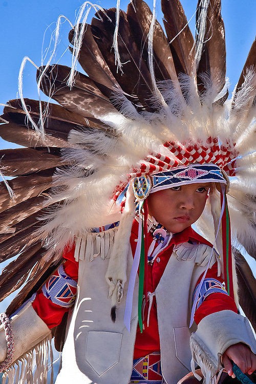Powwow Portraits-Youth