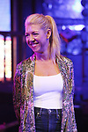 """Kelly Devine during the tech rehearsal for """"Rock of Ages"""" 10th Anniversary Production on June 13, 2019 at the New World Stages in New York City."""