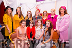 Modeling for the Ronald McDonald House at the Ring of Kerry Hotel on Saturday night were front l-r; Emma Tracey(Organiser), Nicole Devlin, Ciara Clifford, Kerri Dowling(Organiser), back l-r; Sinead Clifford, Karina Curran, Robyn Dowling, Aileen Lynch, Mary Cronin, Mary Lyons O'Sullivan & Rita O'Sullivan.