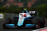 #88 Robert Kubica  Williams Racing Mercedes. Hungarian GP, Budapest 2-4 August 2019<br /> Budapest 02/08/2019 GP Hungary <br /> Formula 1 Championship 2019 Race  <br /> Photo Federico Basile / Insidefoto