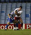 Chris O'Grady of Sheffield Wednesday hold off Ronnie Henry of Stevenage. - Sheffield Wednesday v Stevenage - npower League 1 - Hillsborough, Sheffield - 14th February 2012  .© Kevin Coleman 2012
