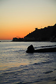 Malibu Coastline, Los Angeles County, California