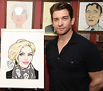 Andy Karl during the Sardi's Portrait unveiling for Orfeh on July 18, 2019 in New York City.