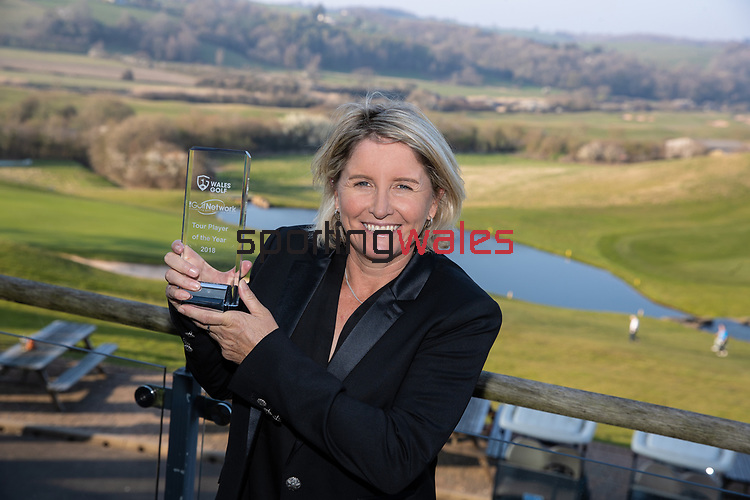 Wales Golf Awards 2019<br /> 29.03.19<br /> ©Steve Pope<br /> Sportingwales
