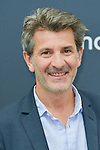Bianconi Fred poses at a photocall for the TV series 'Engrenage' during the 55th Monte Carlo TV Festival on June 13, 2015 in Monte-Carlo, Monaco