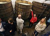 Das böhmische Pilsen ist 2015 neben dem belgischen Mons, die Kulturhauptstadt Europas. Die Stadt des Biers wandelt sich zur europäischen Kulturhauptstadt. <br /> Bild: In den Brauereikellern der Pilsener Brauerei Plzeňský Prazdroj, des berühmten Urquell-Bieres.