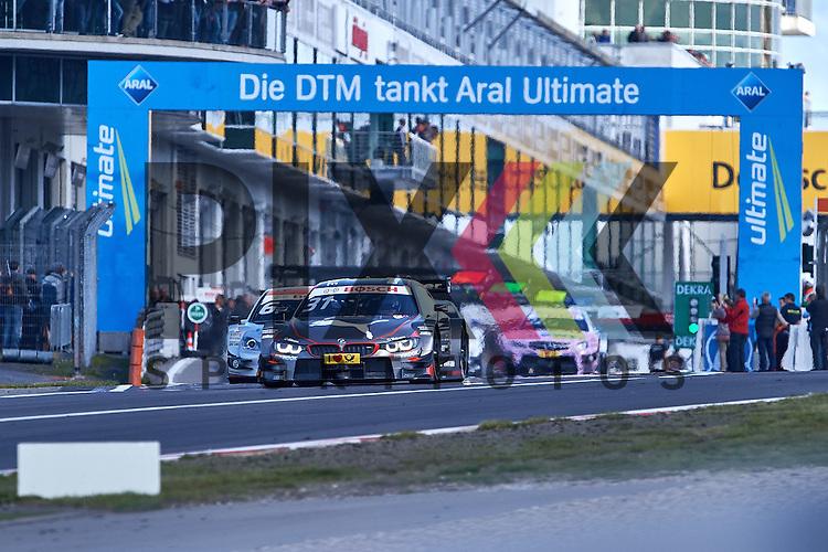 # 31 Tom Blomqvist auf BMW M4 DTM vom BMW Team RBM  bei der DTM Nuerburgring.<br /> <br /> Foto &copy; PIX-Sportfotos *** Foto ist honorarpflichtig! *** Auf Anfrage in hoeherer Qualitaet/Aufloesung. Belegexemplar erbeten. Veroeffentlichung ausschliesslich fuer journalistisch-publizistische Zwecke. For editorial use only.