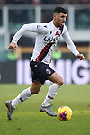 Roberto Soriano of Bologna during the Serie A match at Stadio Grande Torino, Turin. Picture date: 12th January 2020. Picture credit should read: Jonathan Moscrop/Sportimage