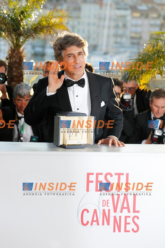 Alexander Payne .Cannes 26/5/2013.Festival del Cinema di Cannes.Giornata di chiusura e premi .Foto Panoramic / Insidefoto .ITALY ONLY