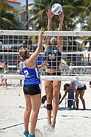 FIU Beach Volleyball v. USC / Georgia State (4/2/16)
