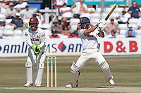 Ryan ten Doeschate hits 4 runs for Essex during Essex CCC vs Somerset CCC, Specsavers County Championship Division 1 Cricket at The Cloudfm County Ground on 26th June 2018