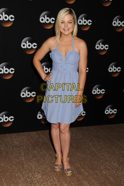 15 July 2014 - Beverly Hills, California - Kirsten Storms. Disney/ABC Television Group Summer Press Tour 2014 held at the Beverly Hilton Hotel. <br /> CAP/ADM/BP<br /> &copy;Byron Purvis/AdMedia/Capital Pictures