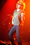 "May 28, 2009 New York: Singer Sammy Hagar of Chickenfoot performs ""Irving Plaza"" on May 28, 2009 in New York."
