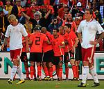 Soccer Football - 2010 FIFA World Cup - Group E - Netherlands v Denmark Johannesburg Soccer City Stadium South Africa, Monday, June 14, 2010.