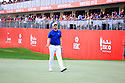 Bernd Wiesberger (AUT) during the final round of the Abu Dhabi HSBC Golf Championship played at Abu Dhabi Golf Club 19-22 January 2017.(Picture Credit / Phil Inglis)