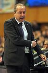 League ACB-ENDESA 2017/2018. Game: 30.<br /> Divina Seguros Joventut vs Valencia Baket Club: 77-75.<br /> Txus Vidorreta.