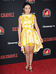 Yvette Yates attends The  Cesar Chavez Los Angeles Premiere held at TCL Chinese Theatre in Hollywood, California on March 20,2014                                                                               © 2014 Hollywood Press Agency
