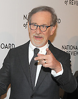 NEW YORK, NY - JANUARY 09: Steven Spielberg attends the 2018 National Board Of Review Awards Gala at Cipriani 42nd Street on January 9, 2018 in New York City.  <br /> CAP/MPI/JP<br /> &copy;JP/MPI/Capital Pictures