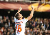 Valencia 5-0 Basel (10-4-2014)
