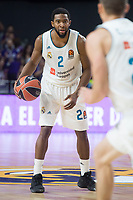Real Madrid Chasson Randle during Turkish Airlines Euroleague match between Real Madrid and CSKA Moscu at Wizink Center in Madrid, Spain. October 19, 2017. (ALTERPHOTOS/Borja B.Hojas) /NortePhoto.com