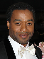 "NEW YORK CITY, NY, USA - MAY 05: Chiwetel Ejiofor at the ""Charles James: Beyond Fashion"" Costume Institute Gala held at the Metropolitan Museum of Art on May 5, 2014 in New York City, New York, United States. (Photo by Xavier Collin/Celebrity Monitor)"