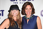 Heather Thomson & Luann De Lesseps.attending the Broadway Opening Night Performance of 'GHOST' a the Lunt-Fontanne Theater on 4/23/2012 in New York City. © Walter McBride/WM Photography .
