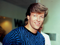 Jack Wagner ABC Studios NYC<br />