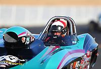 Jul 28, 2017; Sonoma, CA, USA; NHRA super gas driver Steve Williams during qualifying for the Sonoma Nationals at Sonoma Raceway. Mandatory Credit: Mark J. Rebilas-USA TODAY Sports
