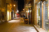 rue monge w wine bar beaune cote de beaune burgundy france