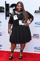 LOS ANGELES, CA - JUNE 30: Raven Goodwin attends the 2013 BET Awards at Nokia Theatre L.A. Live on June 30, 2013 in Los Angeles, California. (Photo by Celebrity Monitor)