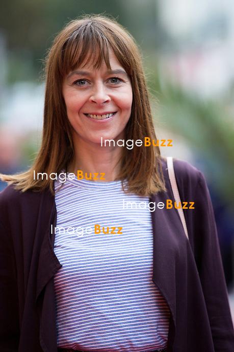 Kate Dickie lors de la soir&eacute;e d'ouverture du 27&egrave;me Festival du film britannique de Dinard. <br /> France, Dinard, 29 septembre 2016.<br /> Opening night of 27th Edition of the Dinard British Film Festival.<br /> France, Dinard, 29 September 2016.