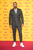 Marvin Humes<br /> arriving for the ITV Palooza at the Royal Festival Hall London<br /> <br /> ©Ash Knotek  D3444  16/10/2018