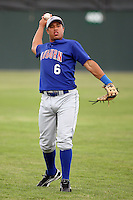 June 18th 2008:  Leance Soto of the Auburn Doubledays, Class-A affiliate of the Toronto Blue Jays, during a game at Dwyer Stadium in Batavia, NY.  Photo by:  Mike Janes/Four Seam Images
