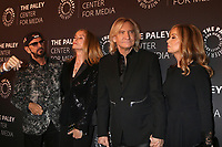"LOS ANGELES - OCT 25:  Sir Ringo Starr, Barbara Bach, Joe Walsh, Marjorie Bach at ""The Paley Honors: A Gala Tribute to Music on Television"" at the Beverly Wilshire Hotel on October 25, 2018 in Beverly Hills, CA"