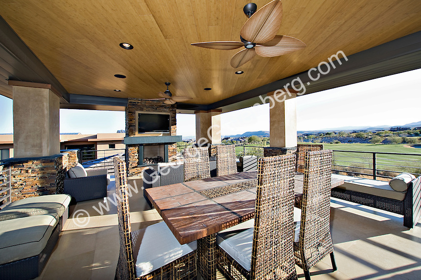 Outdoor Patio Living stock photo of patio and outdoor living spaces | stock photography