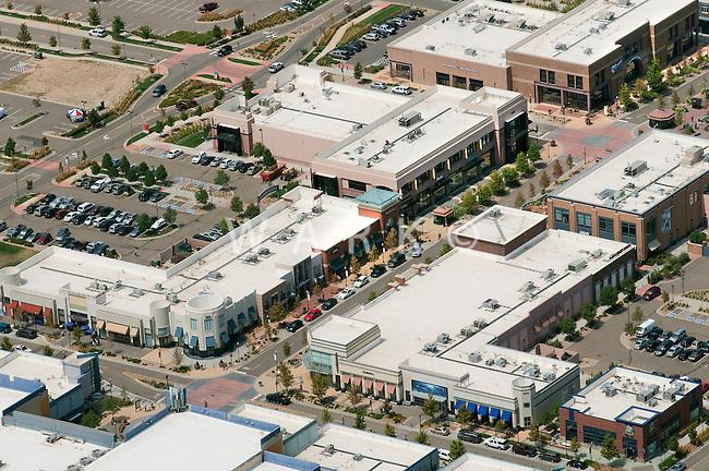 Aerial Denver, Colorado. Stapleton